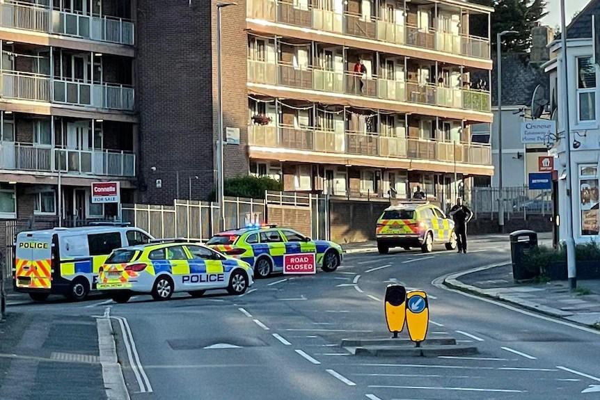 Şase persoane au fost ucise într-un incident armat în Anglia