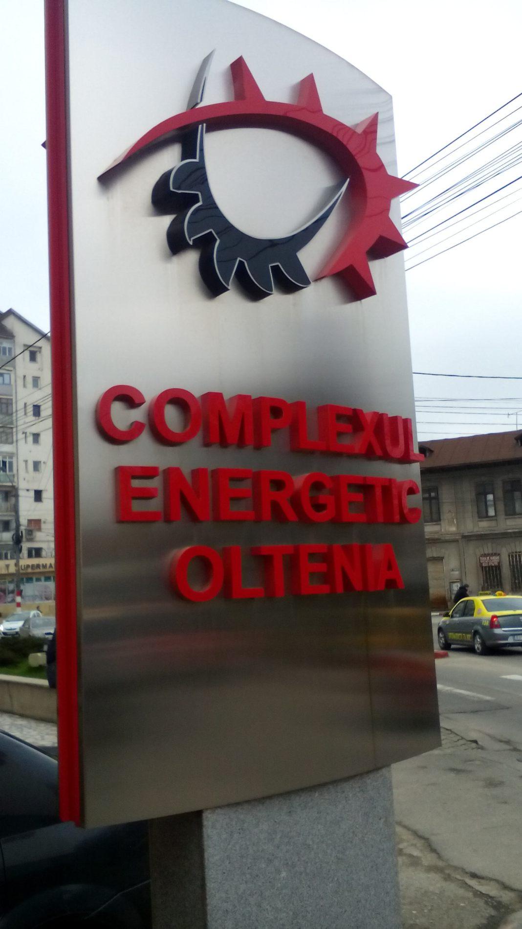 Complexul Energetic Oltenia produce curent electrică în termocentrale pe cărbune
