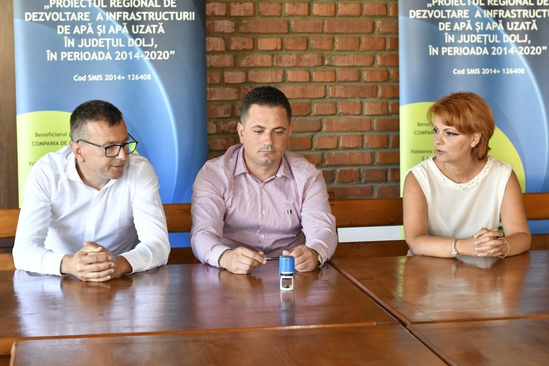 A fost semnat ultimul contract pentru Firul II Isvarna - Craiova
