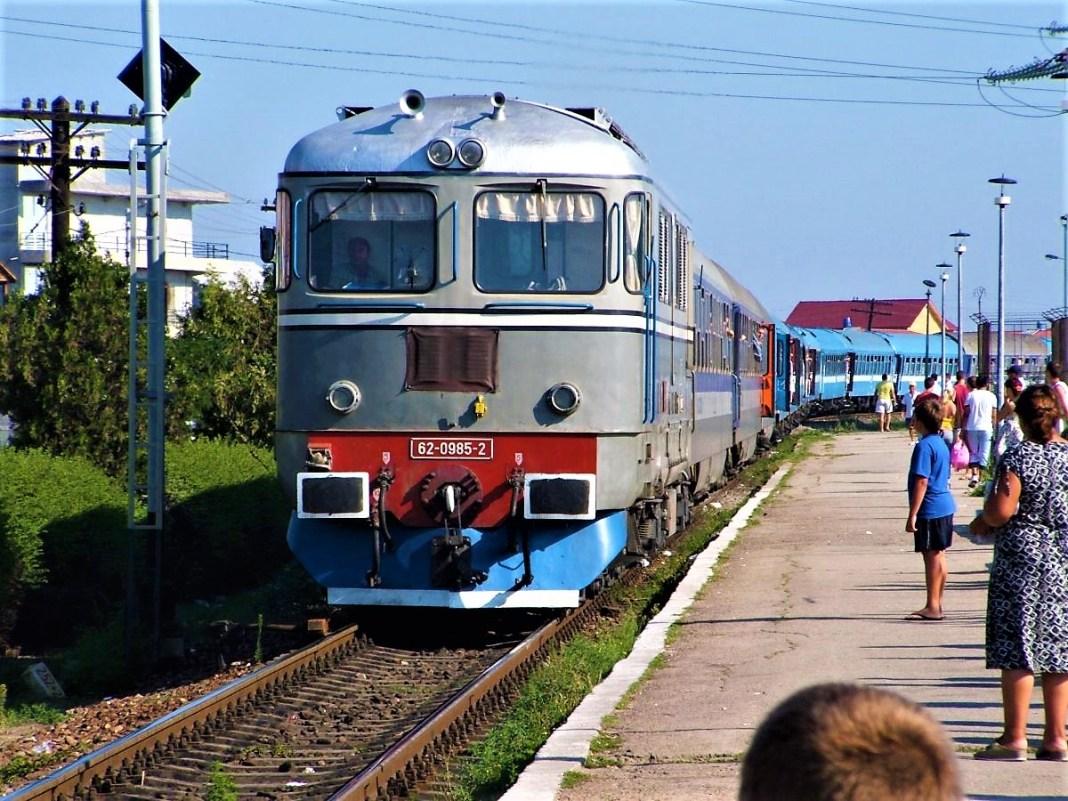 CFR ia măsuri după ce s-au înregistrat 50-55 de grade la nivelul șinelor de cale ferată