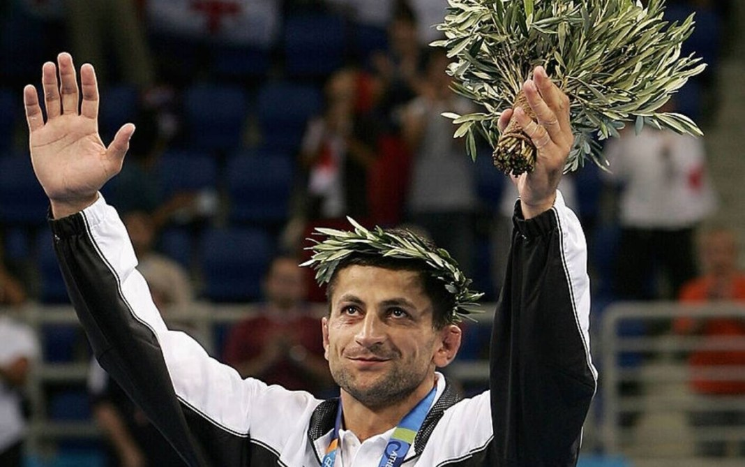 Fost campion olimpic din Georgia, arestat pentru crimă cu premeditare