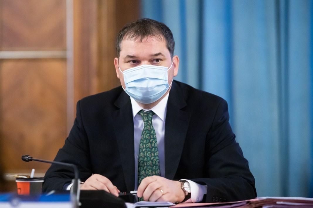 Cseke Attila: Procesul de imunizare cu a treia doză va începe din această toamnă