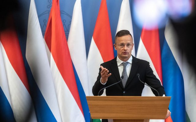Ungaria acuză Ucraina de interferenţă în afacerile interne