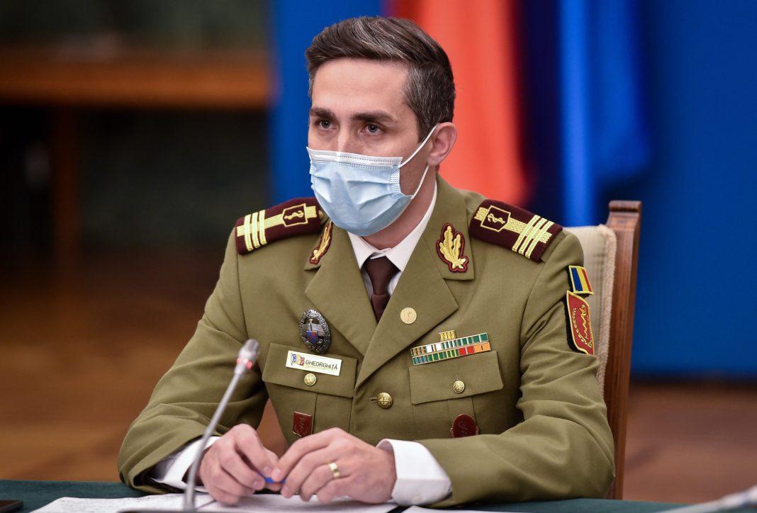 Valeriu Gheorghiţă: Procentul de vaccinare în rândul copiilor este insuficient
