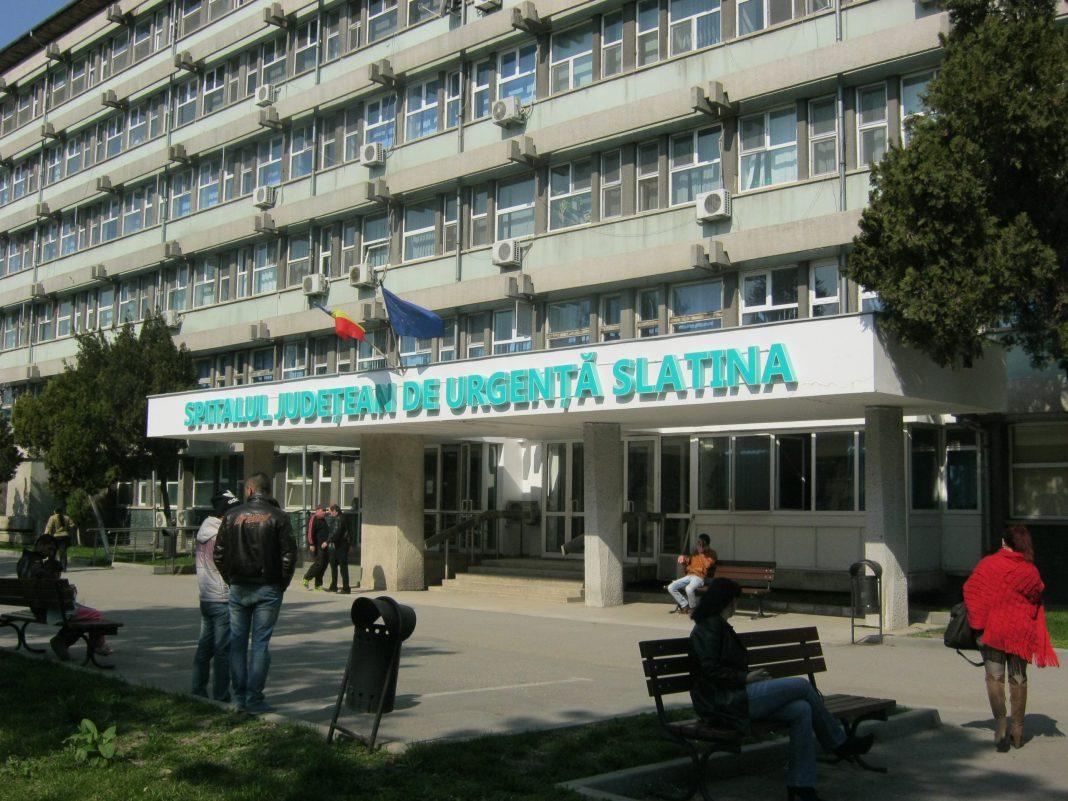 Focar de COVID-19 la Secţia Cardiologie a SJU Slatina