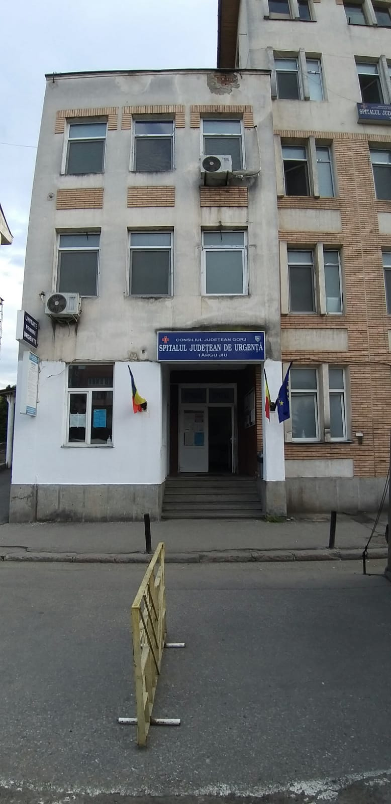 Spitalul Județean de Urgență din strada Tudor Vladmirescu