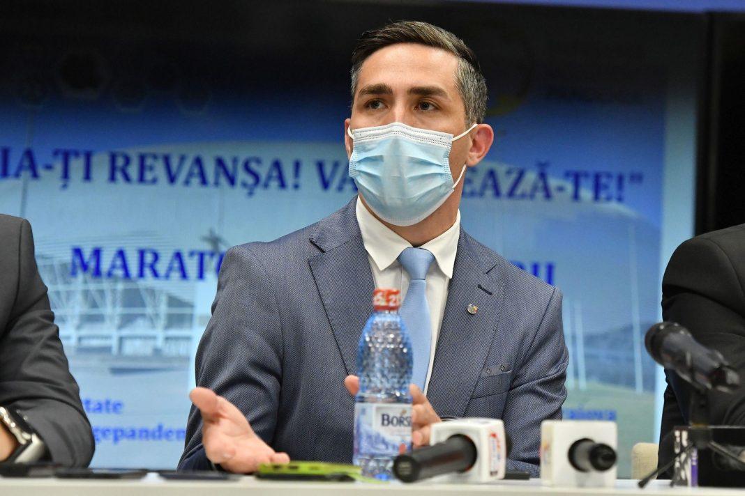 Valeriu Gheorghiţă: Doza trei de vaccin restabileşte eficienţa la peste 95% faţă de infecţie şi la 97% faţă de formele grave