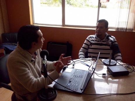 Entrevista Radio Paz y Bien Noticia 2.3