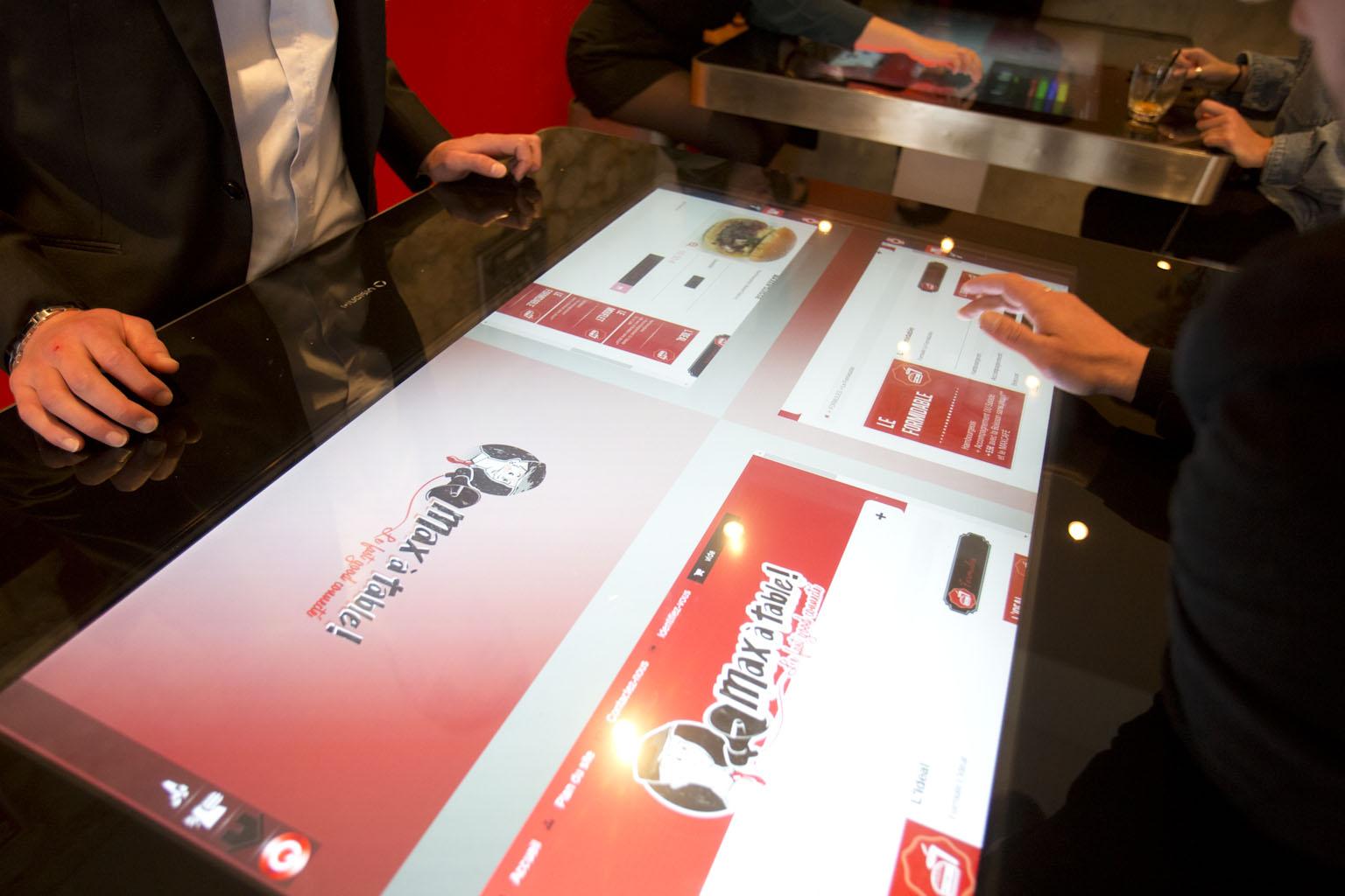 restaurant connecte a bordeaux grace a la table connectee de digitale ge rh expert