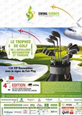 4ème Édition du Trophée de Golf de Hotellerie, Restauration et Tourisme