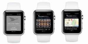 Accor lance une application destinée à l'Apple Watch