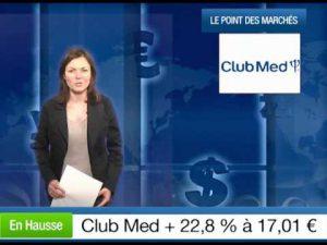 Le Club Med sort de la Bourse