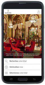 """Les hôtels Barrière lancent leur application mobile """"Conciergerie"""""""