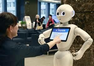 Un Robot dans une Chambre d'Hôtel