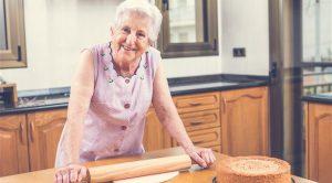 Louez une Grand-Mère pour Cuisiner à Domicile !