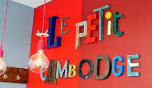 Le Restaurant le Petit Cambodge ouvre à nouveau ses portes