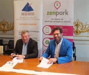Zenpark et l'UMIH font un Créneau