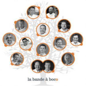 Boco réunit les créations des plus grands Chefs étoilés et Chefs-Pâtissiers