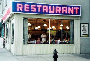 Vous avez dit Restaurant ?