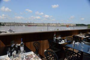 Quels sont les Restaurants avec vue Panoramique sur Bordeaux
