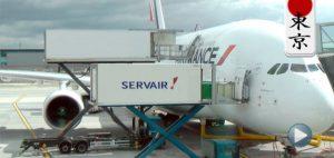 La Gastronomie Air France fait Escale sur Terre