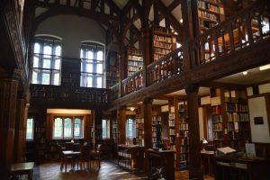 Dormez à la « Gladstone's Library », concept hôtel-bibliothèque génial au Royaume-Uni