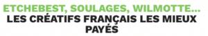 Les Chefs Français les mieux payés
