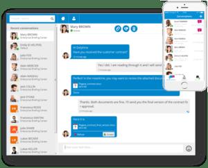 ALE,solution cloud pour faciliter les communications entre les clients, le personnel et les équipements du secteur hôtelier