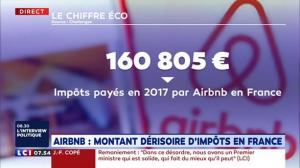 Airbnb paie autant d'impôts qu'une PME : les hôteliers crient au scandale