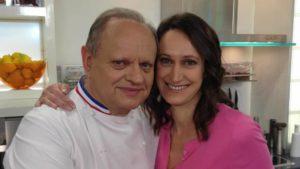 Montmorillon : Sophie Robuchon dans les pas de son père