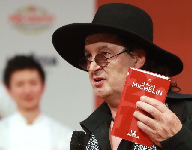 Marc Veyrat perd le procès intenté contre le Michelin après la perte de sa 3e étoile