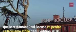 Coup de Tonnerre: Le restaurant Paul Bocuse perd sa troisième étoile