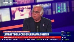 Malgré la situation catastrophique Serge Trigano va ouvrir cinq nouveaux Mama Shelter