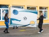 Fotos vom Tag der offenen Tür der Gesamtschule Weierheide