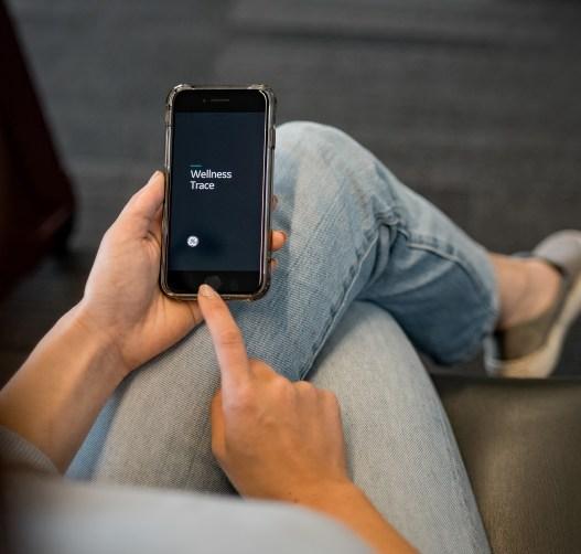 Wellness Trace App