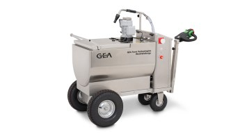 GEA DairyFeed F4650, the Mobile Calf Feeder
