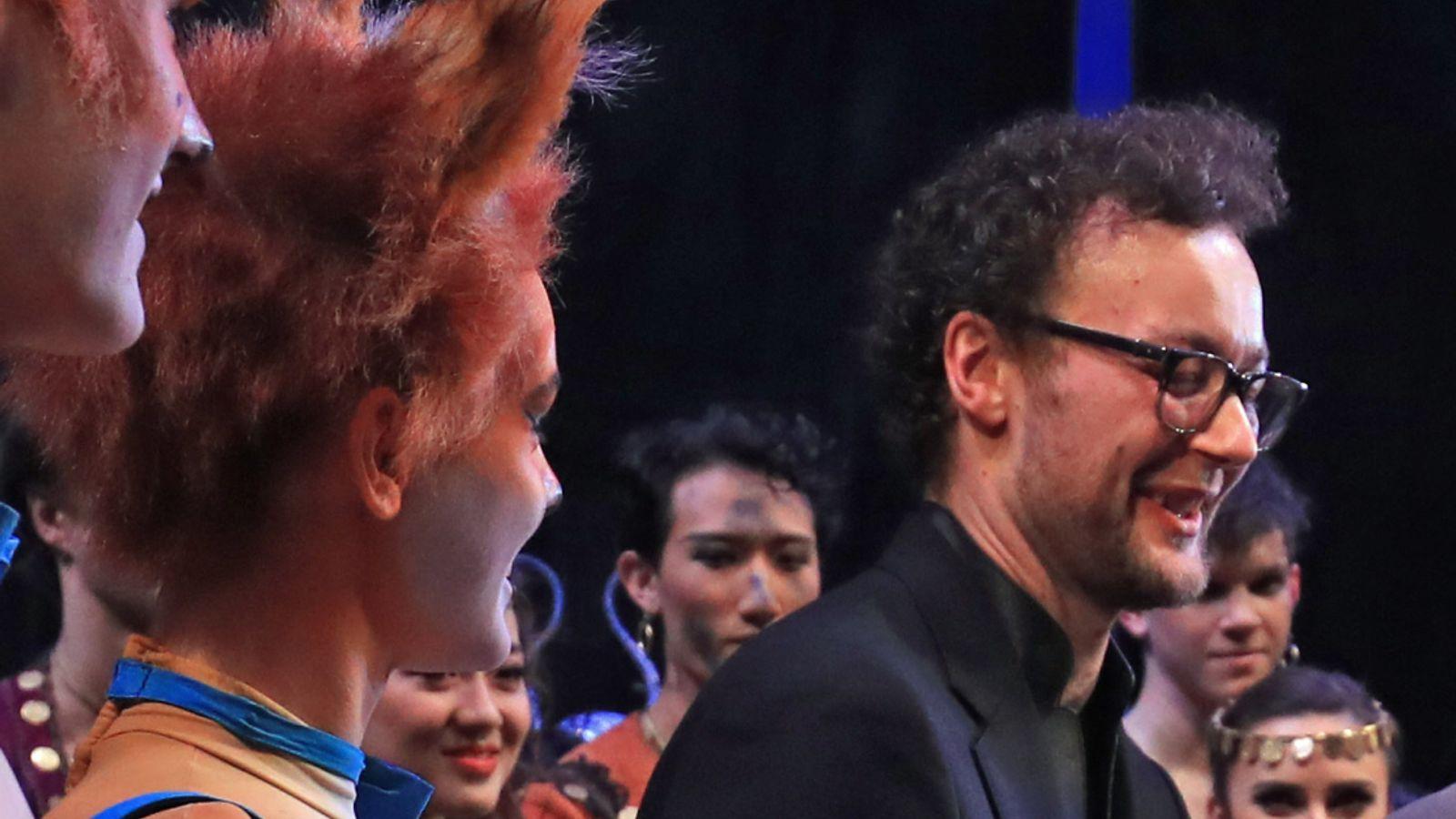 Internationally Renowned Choreographer Liam Scarlett ...