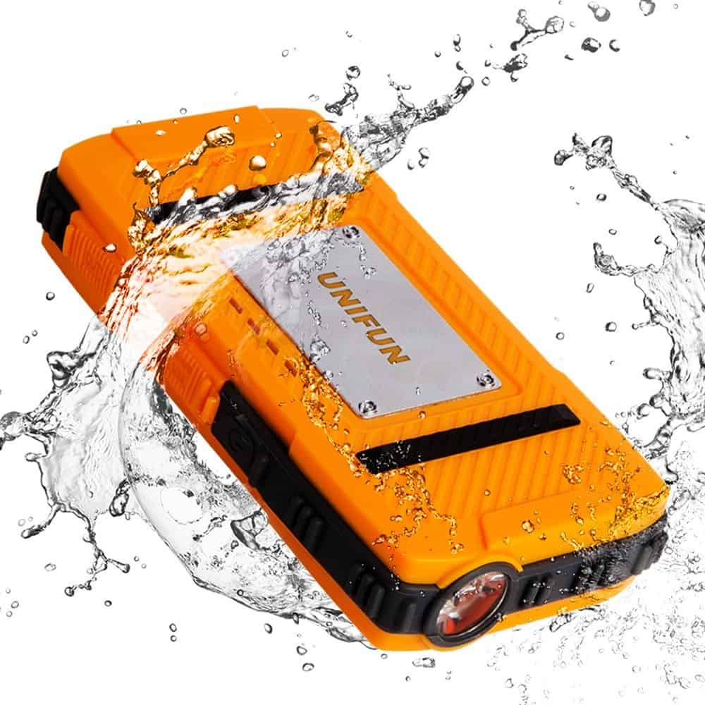 The 5 Best Waterproof Power Banks – Water, Dust and Shockproof