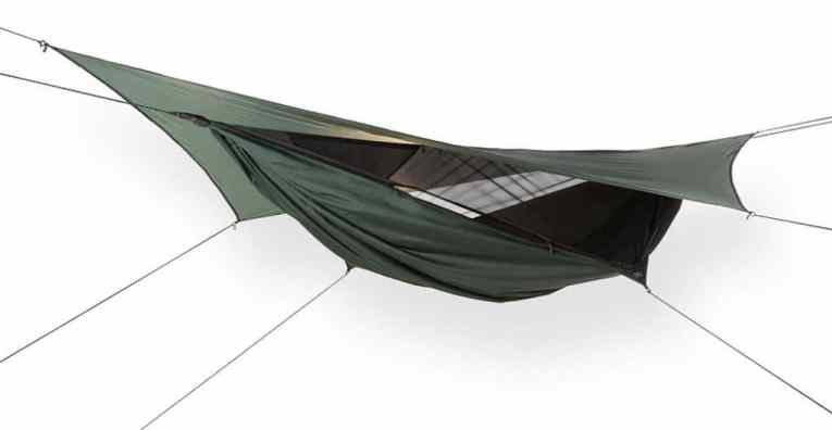 Best Camping Hammocks - Hennesy Hammock Expedition Asym