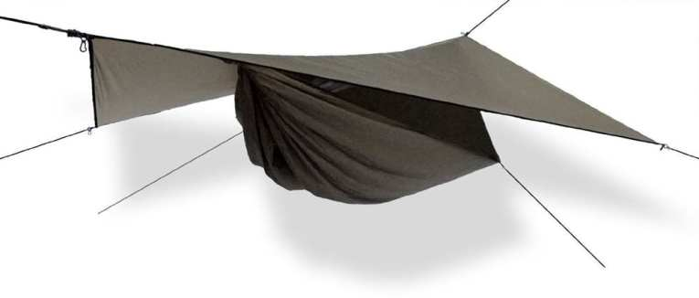 Best Camping Hammocks - Hennesy Hammocks Backpacker Classic