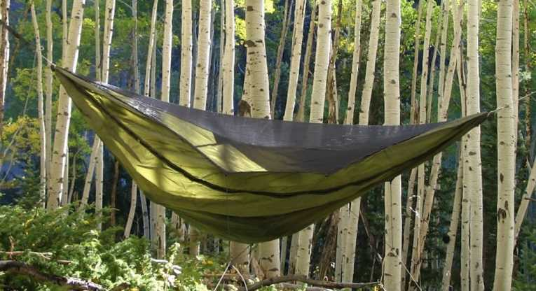 Best Camping Hammocks - Warbonnet Blackbird Single Layer 1.1 Hammock