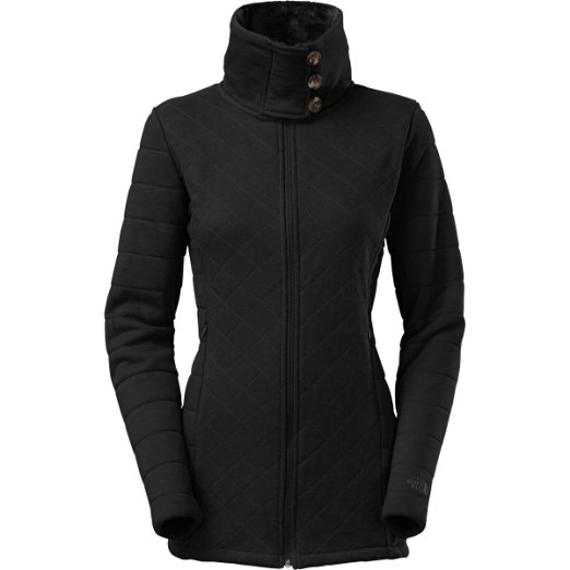 Women's North Face Caroluna Jacket Review – Fashion Meets Wilderness