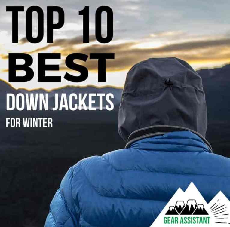 top 10 best down jackets for staying warm this winter