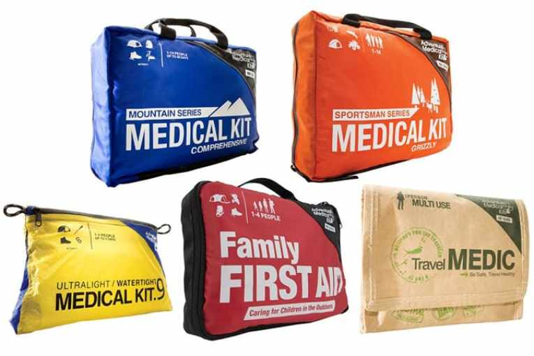 Adventure Medical Kits for Backpackers and Hikers