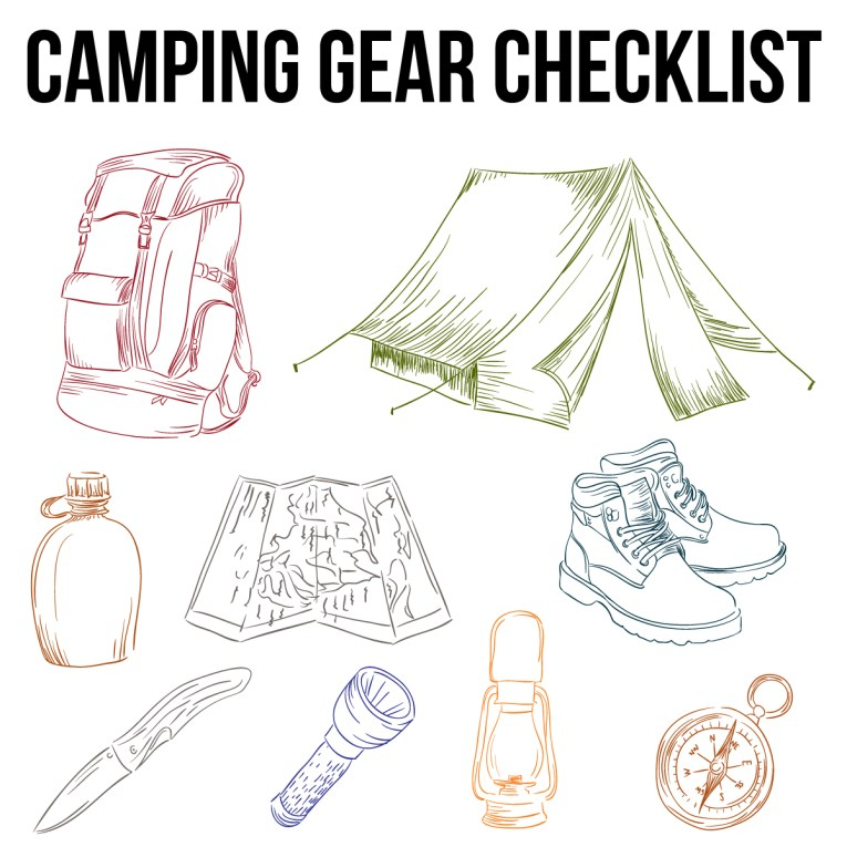Camping Gear Checklist for Backpacking