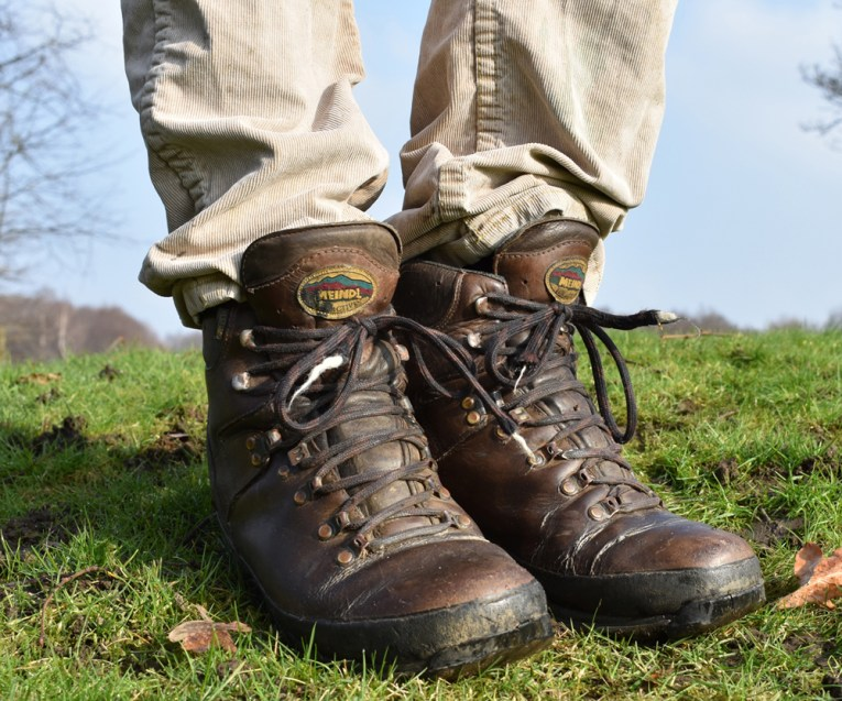 Meindl Burma Pro Boots Review in a feild