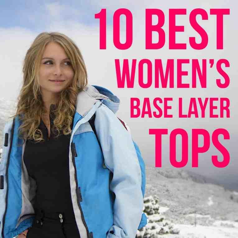 Top 10 Best Women's Base Layer Tops