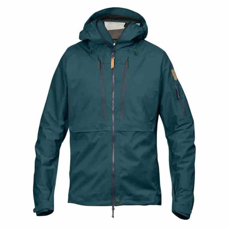 Fjallraven Keb ECO Shell Waterproof Hikers Jacket