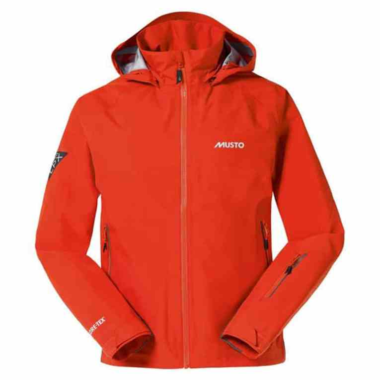 Musto LPX Waterproof Sailing Jacket for Hiking