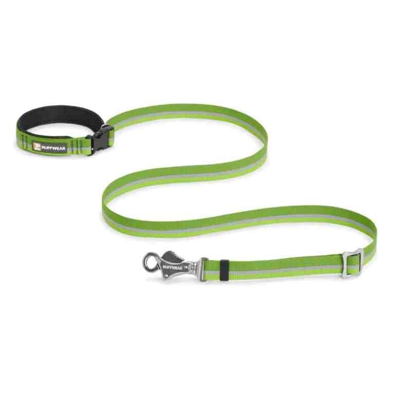 RuffWear Slackline Dog Leash for Hikers and Joggers